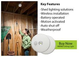 shed lighting ideas. unique shed install mr beams batterypowered ceiling light in sheds for convenient  handsfree lighting throughout shed lighting ideas r