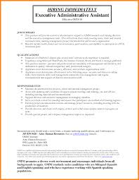 Executive Administrative Assistant Resume 100 administrative assistant resumes offecial letter 73