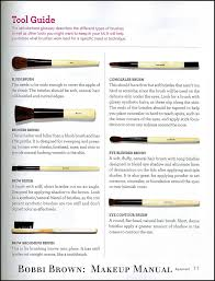bobbi brown brushes uses. uses 1 brushology livingthenourishedlife bobbi brown makeup pdf brushes e