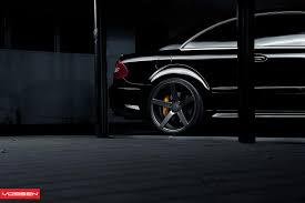 Vossen Wheels - Mercedes Benz CLK Black Series - Vossen CV3R