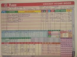 Cricket Score Card Format 6 Live Scoring Apps For Your Local Cricket Match