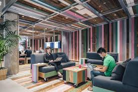 google office tour. breakout space google office tour i
