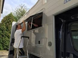 Vanglas Echtglas Fenster Leben Und Reisen Im Wohnmobil