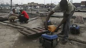 Image result for SMALL AND BIG GENERATING SETS USED IN NIGERIA
