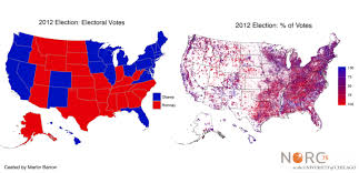 presidential elecion results a better way to visualize presidential election results huffpost