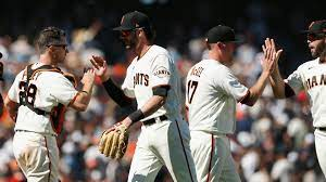 Giants match NL mark for consistency ...