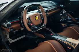 ... Ferrari LaFerrari Interior | By David Coyne Photography