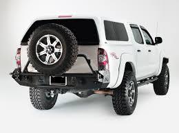 Premium Rear Bumper w/ optional Tire Carrier - Fab Fours