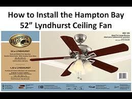 hampton bay ceiling fan manual pdf how to install a ceiling fan lyndhurst hampton bay fans