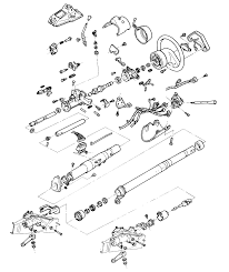 Inspiration 1990 chevy steering column diagram large size
