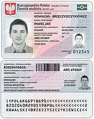 Identity Polish Card - Wikipedia