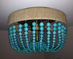 turquoise chandelier lighting. Newest Lighting ~ Chandeliers Turquoise Beaded Chandelier Light Fixture Within Fixtures