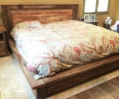 reclaimed wood bed – eyeofthestormtabc.org