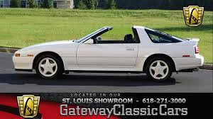 1991 Toyota Supra Turbo Stock #7048 Gateway Classic Cars St. Louis ...