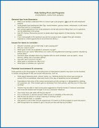 This Is How How To Make Resume For First Job With Example
