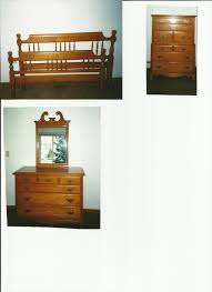 Light Maple Bedroom Furniture Kling Vintage Maple Bedroom Set For Sale Antiquescom Classifieds