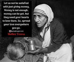 40 Most Memorable Mother Teresa Quotes Sayings SayingImages New Mother Teresa Quotes