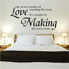 Love Wall Decor Bedroom Gallery Wall Sticker Quotes Words Love Classy Love Wall Quotes