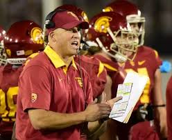 Clay Helton, the USC Trojans' man in the meantime - The Washington Post