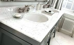 lovely fake marble countertops countertop diy faux white marble countertops