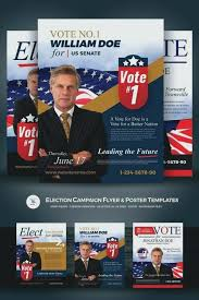 Free Election Campaign Flyer Template Awesome Campaign Flyer Template Election And Poster Free Vote For Me