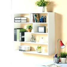 wooden wall bookshelf small shelf storage organize rack shelving wood mounted bookshelves rustic ideas best on