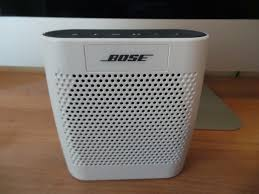 bose 415859. bose soundlink color bluetooth portable speaker (model 415859) white - n105 415859 b