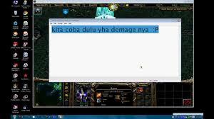 hack dota frozen throne 3 money damage n level youtube