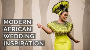 Modern <b>Traditional African Wedding Dresses</b>   Ebontu & Pink Book ...