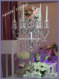 Crystal Candelabra Wedding Centerpieces Suppliers