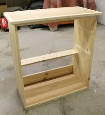 ikea rast dresser here s how to make a plain ikea dresser into foyer table