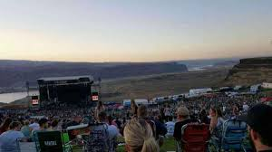 Gorge Amphitheater Seating Chart Photos At Gorge Amphitheatre