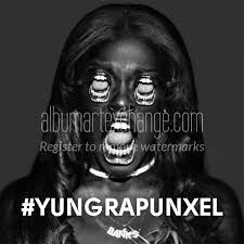 Album Art Exchange - #YUNGRAPUNXEL (Single) by Azealia Banks - Album Cover  Art
