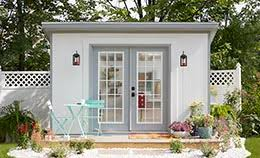 Small Picture Build Your Own She Shed