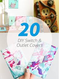 diy switch outlet covers