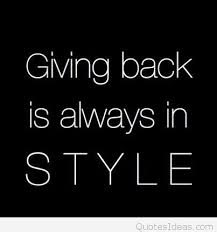 Quotes About Giving Back Gorgeous Best Quotes About Giving Back With Wallpapers And Cards