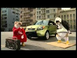 kia soul hamster. Unique Hamster 2010 Kia Soul Hamster Commercial  Black Sheep Hamsters With A