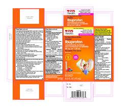 Ibuprofen Concentrated Drops Dosage Chart Infants Ibuprofen Ibuprofen Suspension Cvs Pharmacy