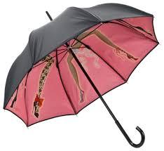 Ladies Designer Umbrella Chantal Thomass Designer Ladies Umbrella With Cancan Dancing