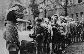 Resultado de imagen de niños posguerra española