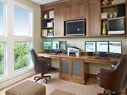 simple home office ideas. Large Size Of Office:3 Simple Home Office Idea Interior Design Photo On Ideas