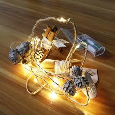 Mini Light Garland Amazon Com 8 2feet Christmas Fairy Lights Garland Light