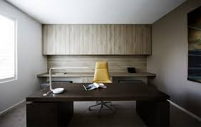 minimal office. unique office wooden stain throughout minimal office