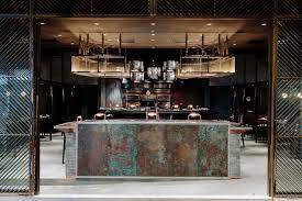 Creativity Open Restaurant Kitchen Designs By Joyce Wang Studio Hong Kong Throughout Beautiful Ideas