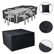 rattan outdoor furniture covers. heavy duty waterproof rattan cube cover outdoor garden furniture rain protection covers