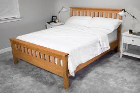 classic craftsman style queen bed
