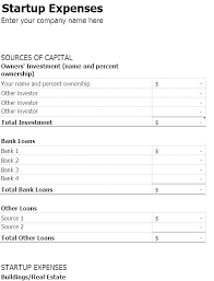 Business Startup Expenses Spreadsheet Stunning Excel Spreadsheet