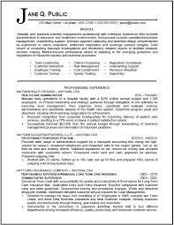 Sample Risk Management Resume Business Management Resume Samples ...