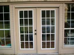 home depot french doors glass