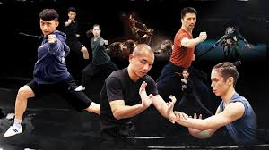 matching steps with kung fu masters